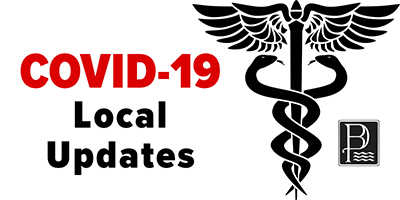 COVID-19 Local Updates Fall/Winter 2020